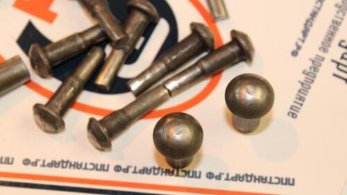 заклепки ГОСТ 10299-80 стальные по чертежам